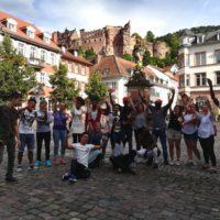 Heidelberg Gruppenbild