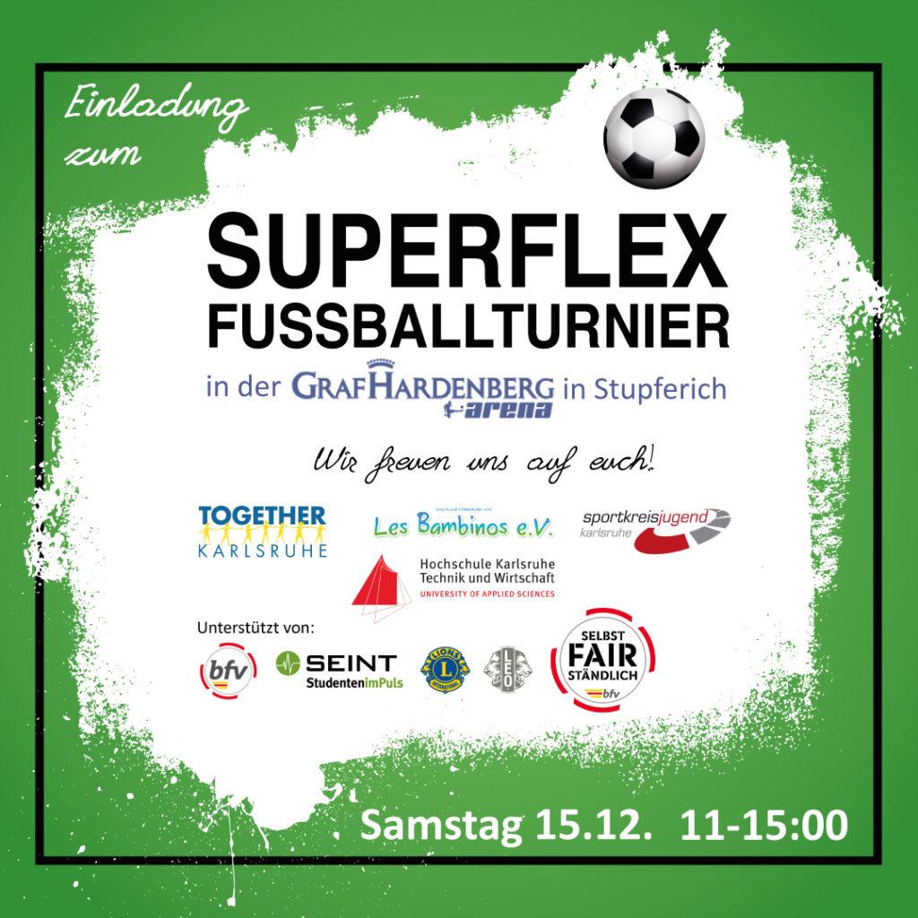 Superflex Fussballturnier
